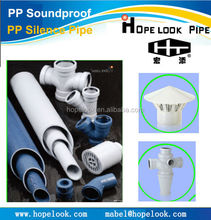 Wholesale Cheap Variety Sizes Plastic Silent pipe fitting from China