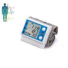 lastest wrist blood pressure digital arm blood pressure monitor,wrist type best sphygmomanometer, blood pressure monitor