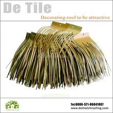 Practical and durable artificial water reed thatch roof
