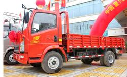 Sinotruk HOWO cargo truck, with truck cargo lift, 4x4 cargo truck, kia cargo truck