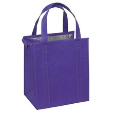 Grocery Fashion Aluminium Foil Whole Foods Insulated Tote Bag Cooler