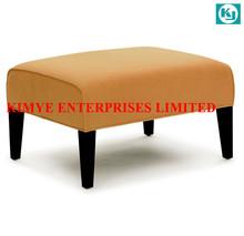 cheap microfiber stool ottoman ,small ottoman ,living room small bench