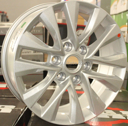 2015 New Style alloy wheels fit for TOYOTA car 18 inch 20 inch