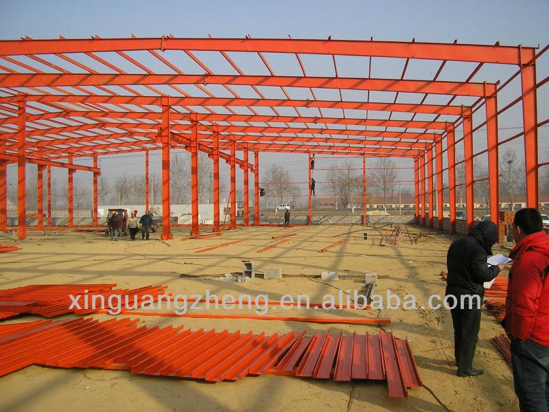 Estructuras metalicas para construccion de galpones for Construccion de galpones