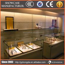 Cheap Wholesale custom wall watch display case,glass showcase watch wood