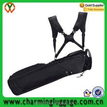 shoulder golf bag strap/custom print golf pencil bag wholesale 2015