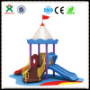 2014 Hot outside playgrounds for kids/backyard playground/childrens play equipment/baby playground/ QX-067D