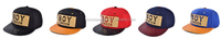 New style boy baseball Snapback Cap outdoor hiphop with metal