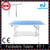 Shanghai Jingyun supplies stainless steel folding pet gromming table