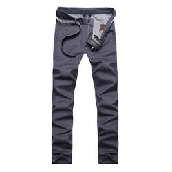 GSCK313 Latest European Fashion Design Men Long Cotton Pants