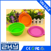 Heat-resistant Foldable Silicone Pet Bowl,Pet Feeding Tools