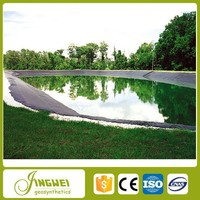 resistant chemical plastic outdoor high density polyethylene properties indoor fish farm waterstop