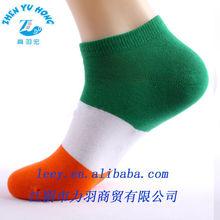 Boys Sport Socks , Stripes Socks Cotton , China Manufacturer