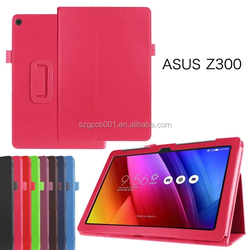Quality Lychee Texure PU Leather Case with flip Stand For ASUS ZENPad 10 Z300C BUSINESS PROTECTIVE CASE