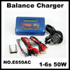 MYSTERY E650AC 1-6S LiPo 50W 1-16S NiMh Charger Fast charging Battery RC Balance Charger