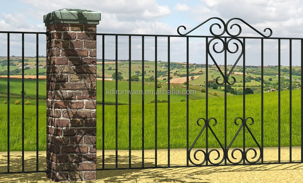simple wrought iron fence. Gate Grill Fence Design-kd-8019.jpg. Other Wrought Iron Simple Wrought Iron