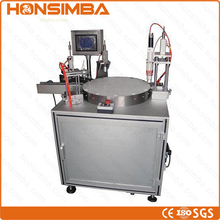 CE ISO GMP 50-500ml Glue cement adhesive gum water Automatic filling machine