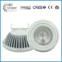 Top Popular MR16 6w AR111 LED Spotlight With CE 3-Year Warranty