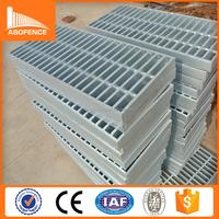 High quality galvanized steel grating walkway