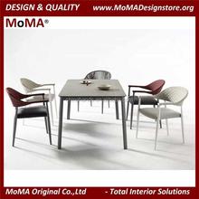 MA101M MoMA High End Rattan Furniture/ Outdoor Restaurant Furniture/ Rattan Dining Set