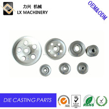 Aluminium Die Casting Aluminum Belt Pulley