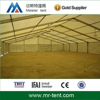 High quality giant warehouse storage tent for sale