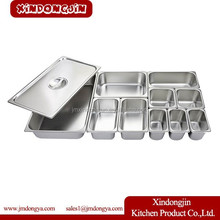 823-2 stainless steel gn pan, gn 1/1, gn 2/1