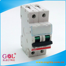 GA65 ZheJiang Wholesale Resin 2P 32A air circuit breaker