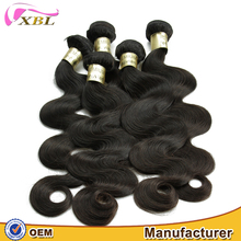 2015 XBL top quality 8A grade Peruvian hair in China, unprocessed virgin Peruvian hair