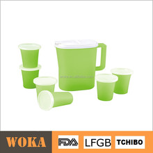 Wholesale Eco-friendly plastic water filter pitcher