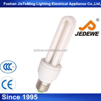 zhong shan CFL 2U energy saving lamp JDW-2U-001
