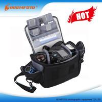 Medium Trendy Padded Insert fashion Camera Shoulder Bag for dslr camera
