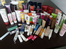 hotel use showel gel/shampoo packing Tube 30ml