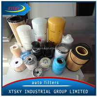 China supplier high performance auto oil filter factory