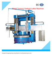 Used Metal Turning Vertical Lathe Machine Price for hot sale in stock