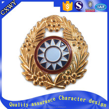 2015 professional custom national badge/emblem for publicity/gift