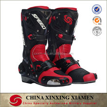 New ARRIVALS Factory outlet OEM Service Super Fiber Leather Motocross BMX DH Winter Racing Boots