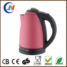 2L Colorful Small Kitchen Appliances,Electric water kettle