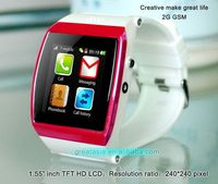 Contemporary professional mtk 6577 android wifi watch phone
