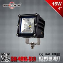 "Sammoon factory wholesale led work light SM-4020 4"" led driving light, 20W led work light factory price for universal vehicles"