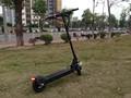 Mundo de venda quente 250 W 36 V hight qualidade veículo pessoal dobrável e-scooter / Scooter