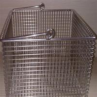 Changshu collapsible wire metal dump basket