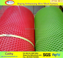 low price plastic netting / PE plastic safety fencing with good quality