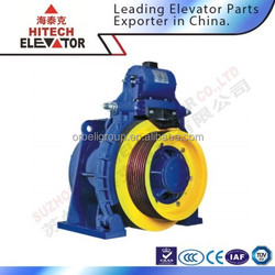 passenger gearless PM elevator traction machine/MCG350