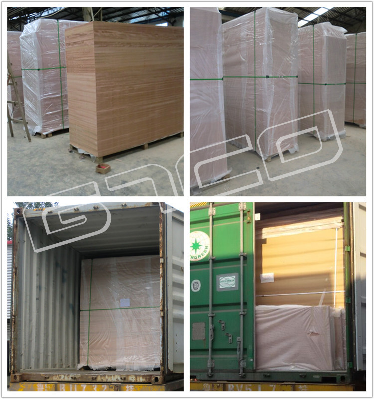Trade assurance china plain solid wood doors flush doors for Solid wood flush door