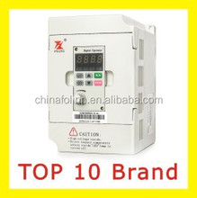 China leading vector control AC motor speed controller for electric motors multiple PG cards