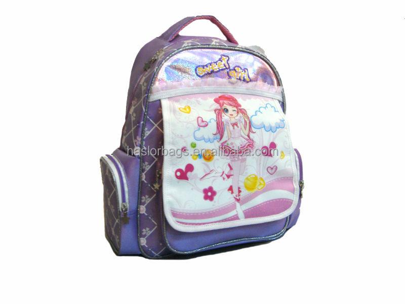 New Style pas cher gros School Girls sac