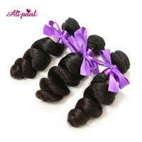 Cheap 6A malaysia virgin hair loose wave, on sale human hair bundle deals, 3pcs hair extension new star vendor free shipping