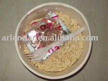 instant cup noodles tom yum flavour