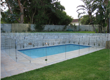 6mm 8mm 10mm 12mm 15mm clear /colored tempered glass swimming pool fence